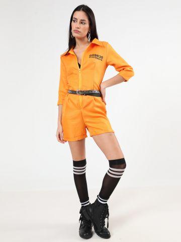 תחפושת אסירה Inmate / תחפושות לפורים