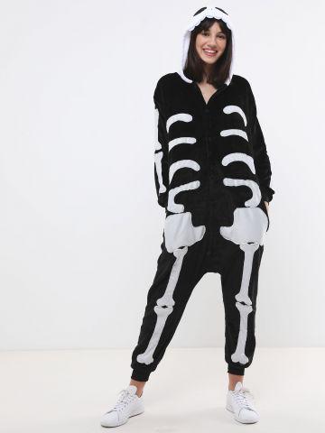 וואנזי שלד Skeleton /  תחפושת לפורים