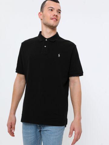 חולצת פולו עם לוגו Classic Fit