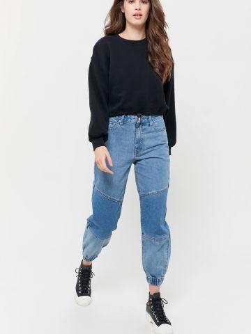ג'ינס עם פאנלים BDG Jogger