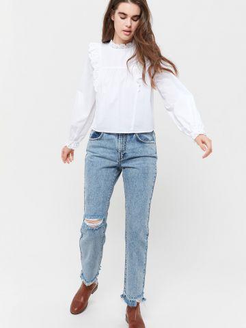 ג'ינס ווש בגזרת BDG Bootcut