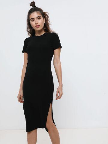 שמלת מידי עם פתח בגב של TERMINAL X
