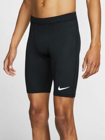 טייץ ריצה Dri-Fit עם הדפס לוגו מחזיר אור Nike Power