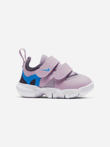 נעליים עם סקוצ'ים Nike Free Rn 5.0 / בייבי בנות