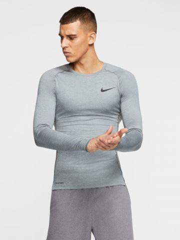 חולצת אימון Dri-fit עם שרוולים ארוכים Nike pro
