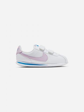 סניקרס עם סקוצ'ים Nike Cortez Basic Sl / בנות