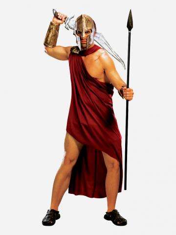 תחפושת לאונידיס מלך ספרטה / תחפושת לפורים של TERMINAL X