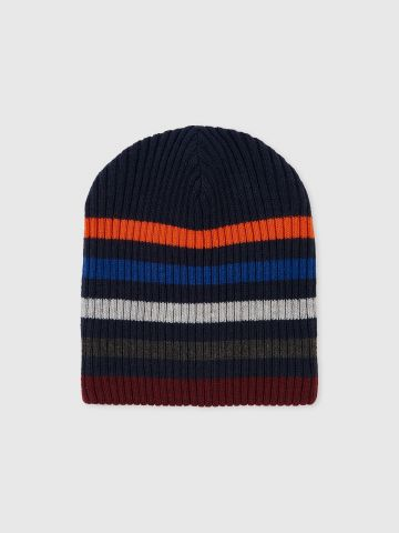 כובע גרב בהדפס פסים / ילדים