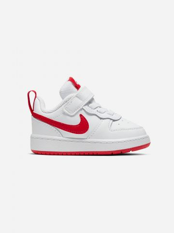 סניקרס עור Nike Court Borough Low 2 / בייבי בנות