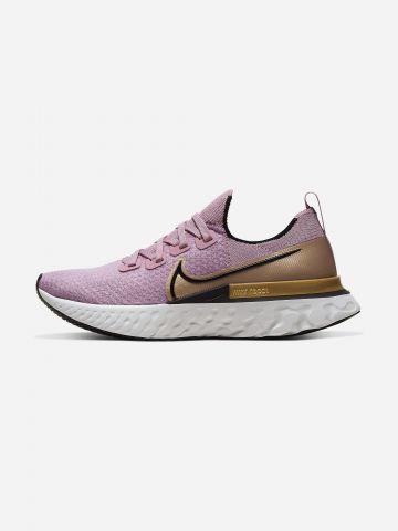 נעלי ריצה React Infinity Run Flyknit / נשים