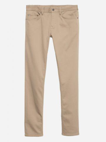 מכנסיים ארוכים בגזרת סקיני / גברים