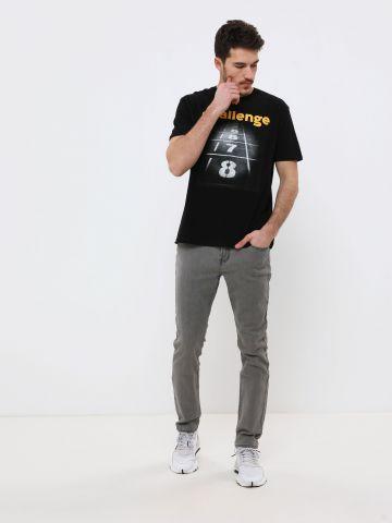ג'ינס סקיני סטרץ'