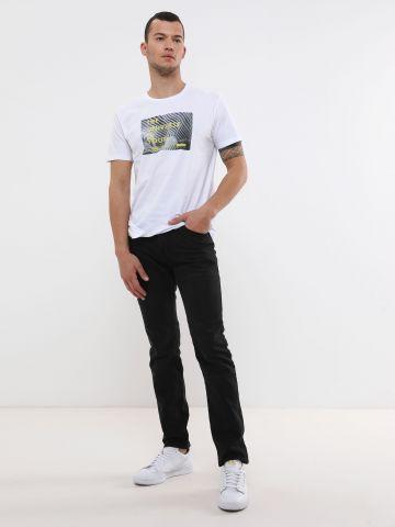 ג'ינס ארוך בגזרת סלים Slim