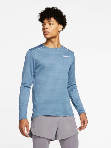 חולצת ריצה Dri-FIT עם לוגו Miler