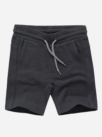 מכנסי טרנינג קצרים עם כיסים / 3M-3Y