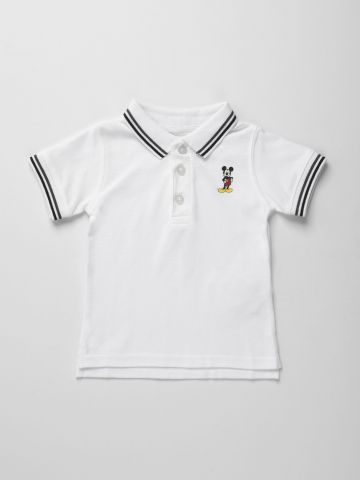 חולצת פולו עם הדפס דיסני / 3M-3Y