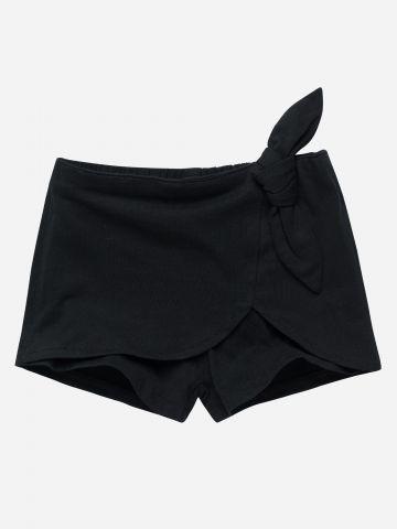 מכנסי חצאית עם פפיון / 3M-3Y