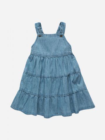 שמלת ג'ינס קומות / 3M-3Y