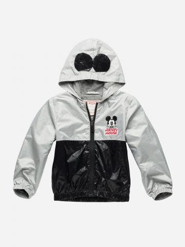 מעיל גשם מיקי מאוס / 3M-3Y