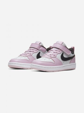 סניקרס עור קולור בלוק Nike Court Borough Low 2 / בנות