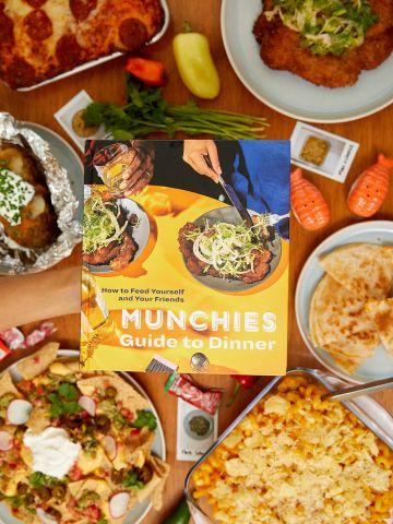 ספר בישול MUNCHIES Guide to Dinner