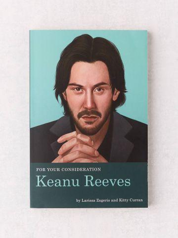 ספר For Your Consideration Keanu Reeves