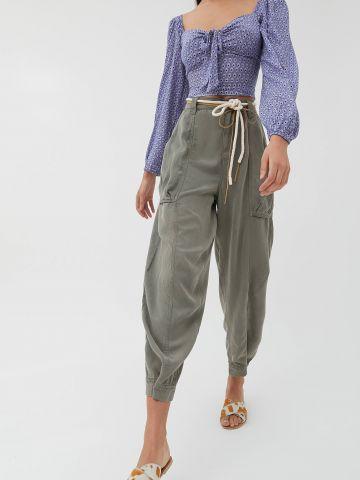 מכנסי באגי עם כיסים BDG