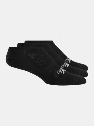 מארז גרביים נמוכים עם לוגו / גברים