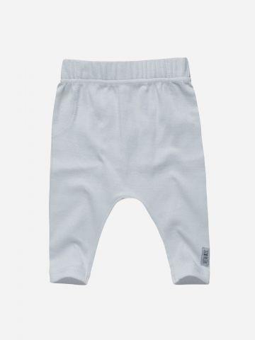 מכנסי סריג עם תפרים מודגשים / N.B-2Y