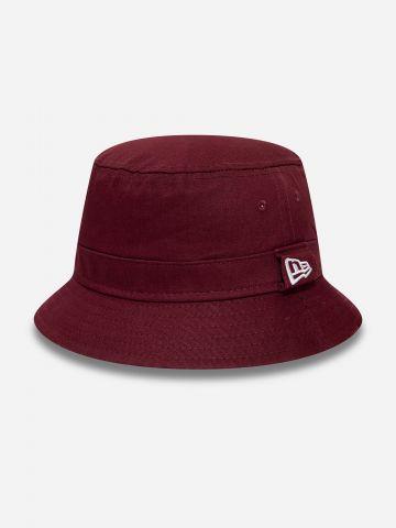 כובע באקט עם רקמת לוגו / גברים