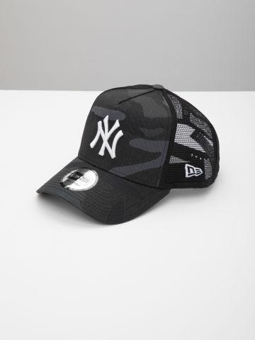 כובע מצחייה רשת קמופלאז' יאנקיז