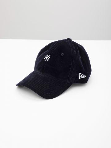 כובע מצחייה קטיפה עם לוגו 940 Neyyan