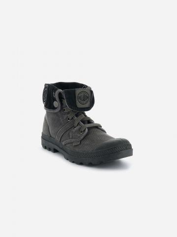 נעלי קנבס גבוהות Baggy / נשים
