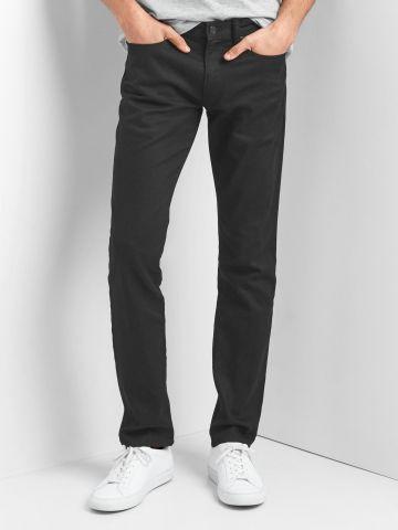 מכנסיים ארוכים בגזרת סקיני