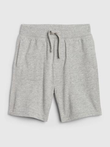מכנסי טרנינג קצרים עם כיסים / 12M-5Y