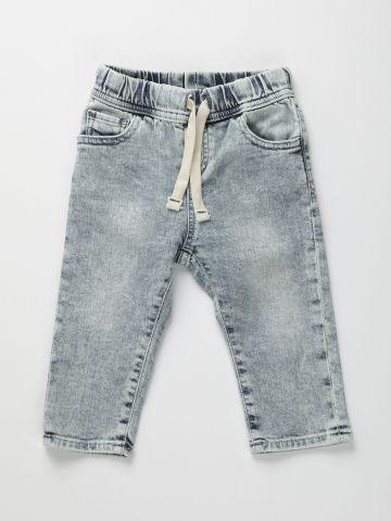 מכנסי ג'ינס טאי דאי / 18M-5Y