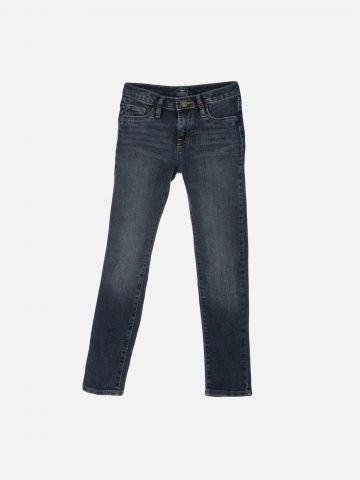 ג'ינס סקיני ווש/ בנות