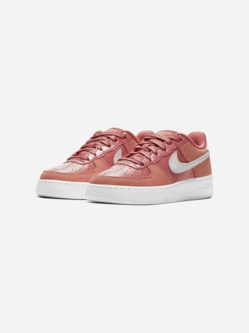 סניקרס עור Air Force 1 '07 LV8 Valentine's Day / בנות