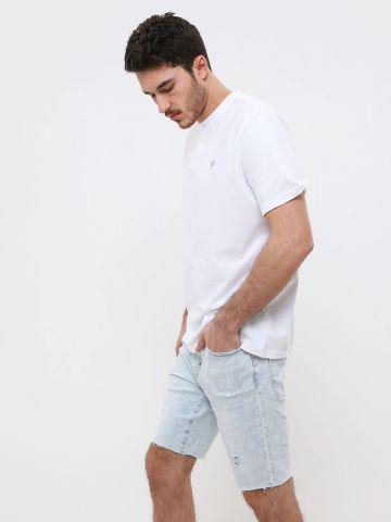 ג'ינס ווש קצר