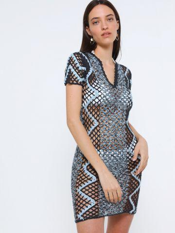 שמלת קרושה מיני