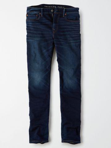 ג'ינס סלים בשטיפה כהה Slim Fit / גברים