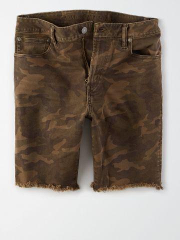 ג'ינס ברמודה קמופלאז' / גברים