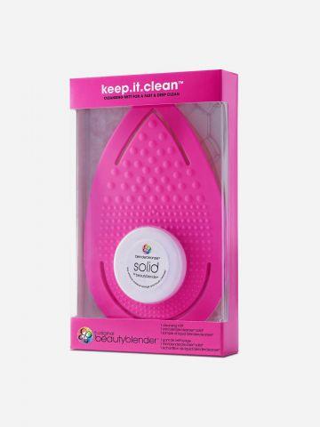 ערכת ניקוי לספוגית Keep It Clean