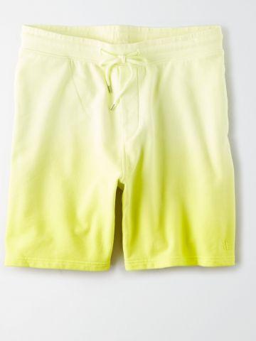 מכנסיים קצרים בהדפס אומברה / גברים של AMERICAN EAGLE