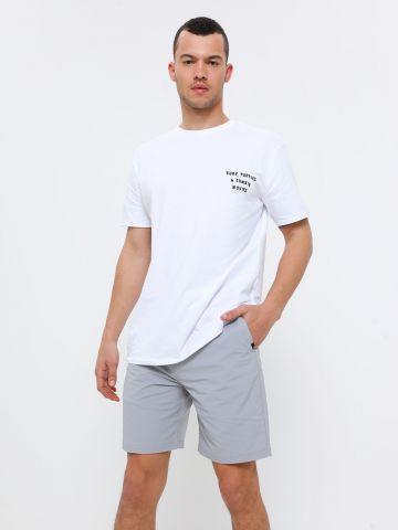 מכנסי ברמודה ווקשורט Union Dry