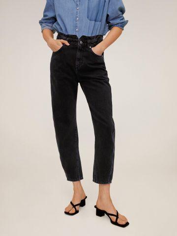 ג'ינס פייפרבאג Slouchy