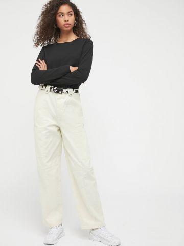 מכנסיים ארוכים בסגנון דגמ״ח BDG