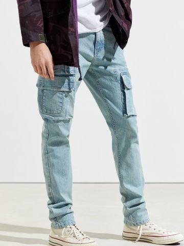 ג'ינס סקיני עם כיסים BDG