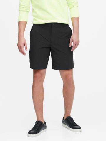 מכנסיים קצרים Slim Fit