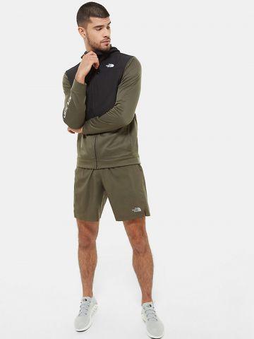 מכנסי אימון קצרים עם לוגו / גברים